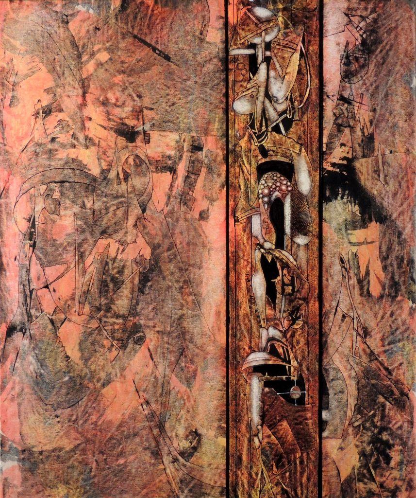 quartier des apaches 1 jean claude savi peinture