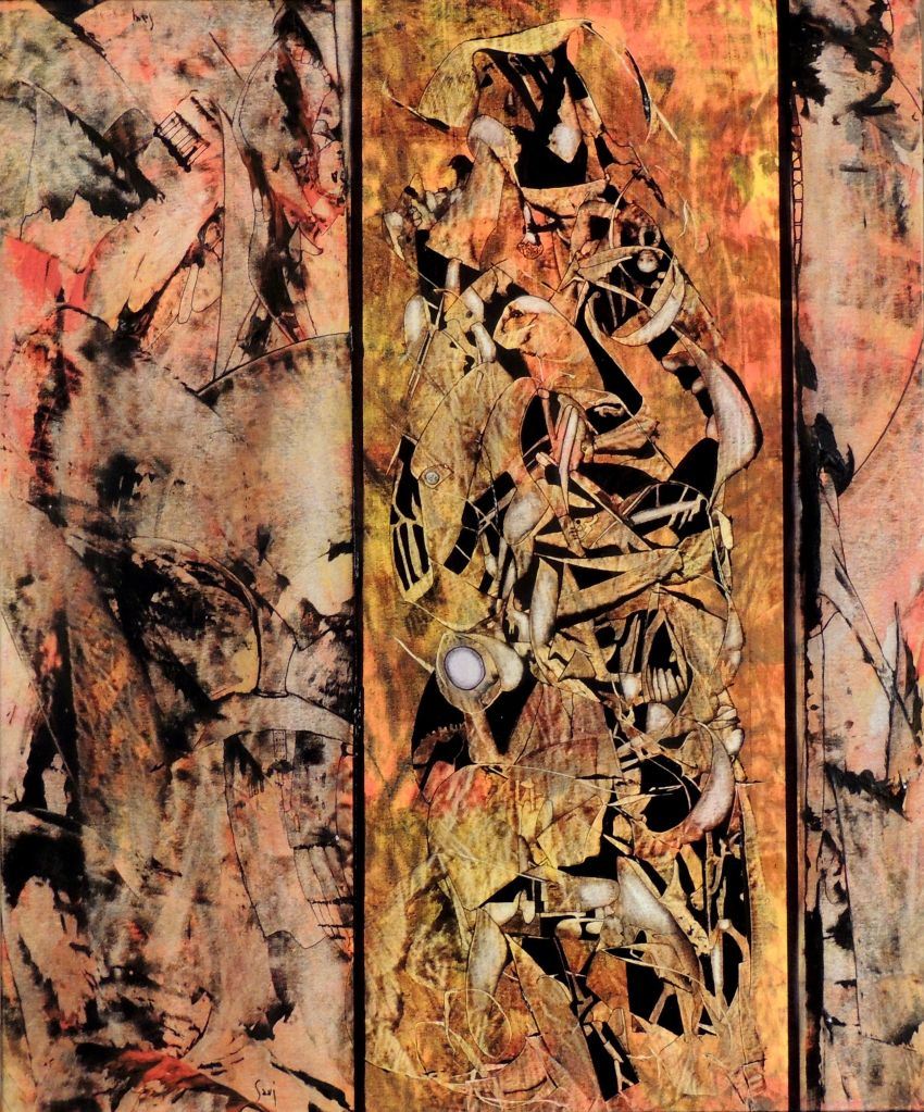quartier des apaches 8 jean claude savi peinture