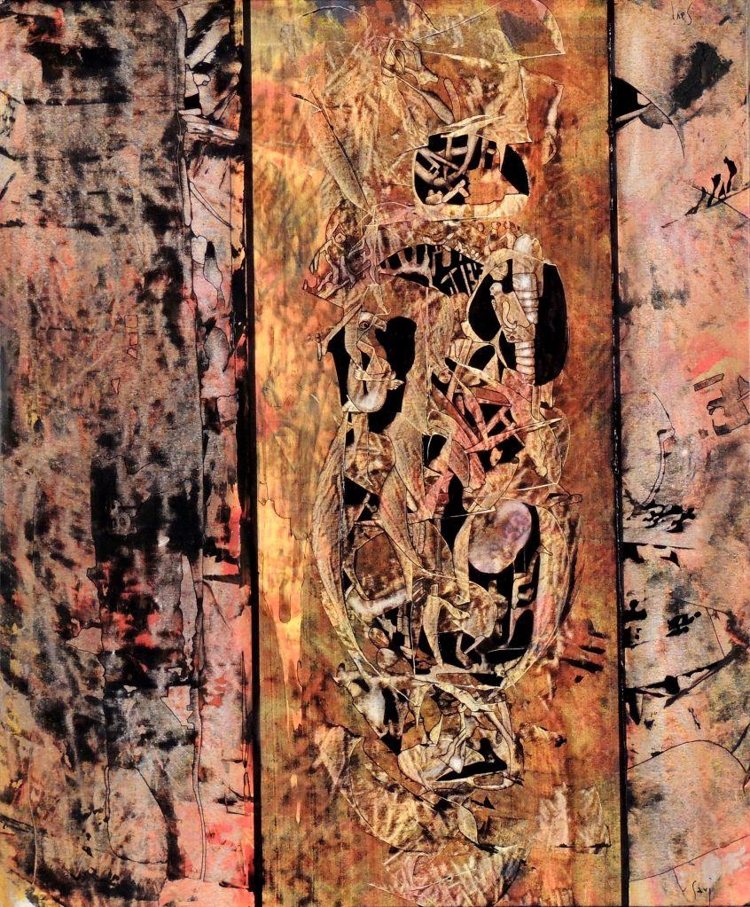 quartier des apaches 9 jean claude savi peinture