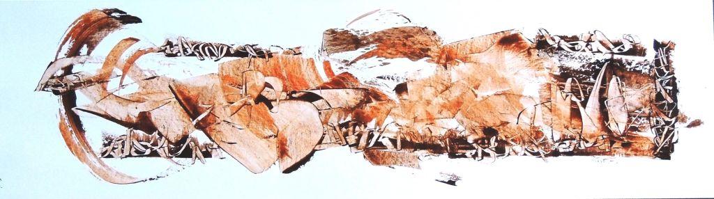 jean claude savi peinture acrylique sur papier 19