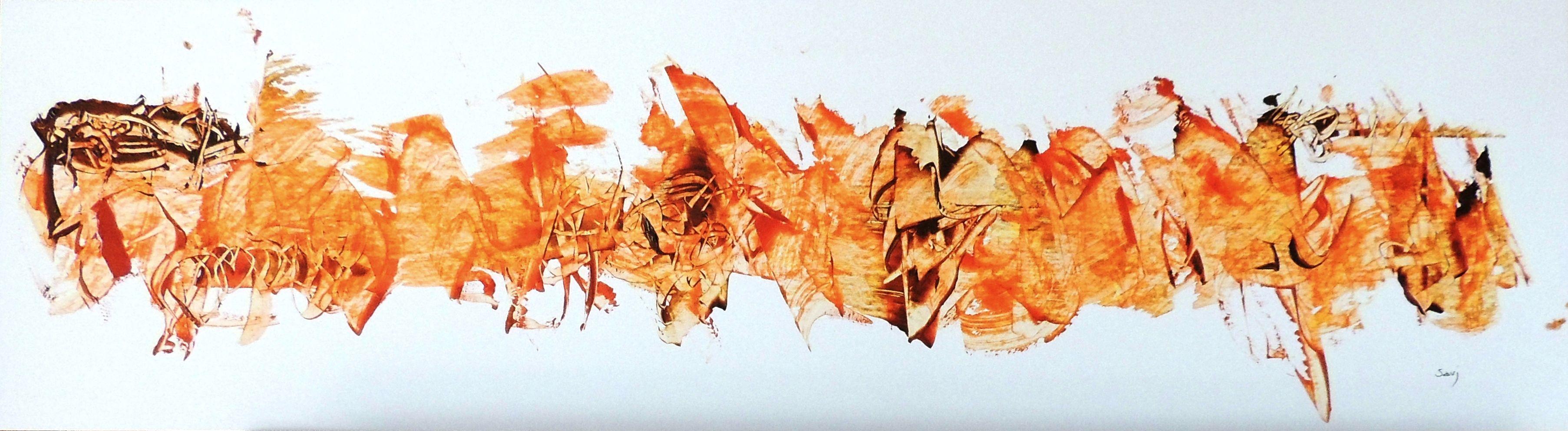 jean claude savi peinture acrylique sur papier 9