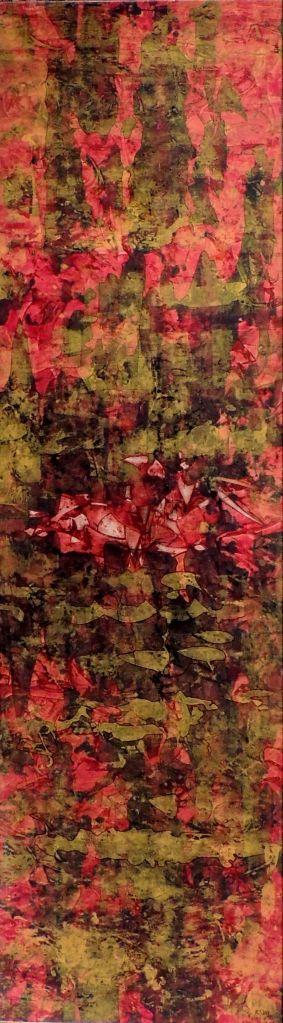 la-dame-a-la-licorne-s-est-perdue-en-foret-savi-peinture