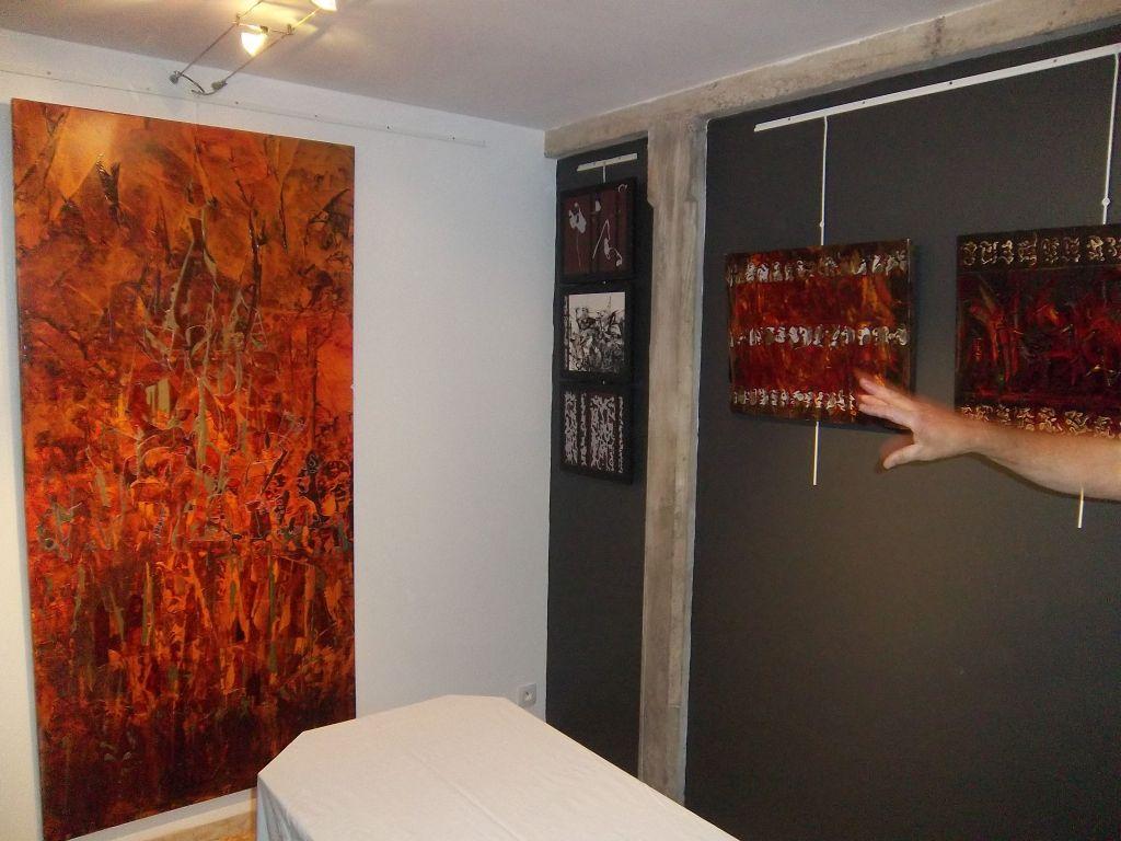 exposition nouarts jean claude savi peinture 2011
