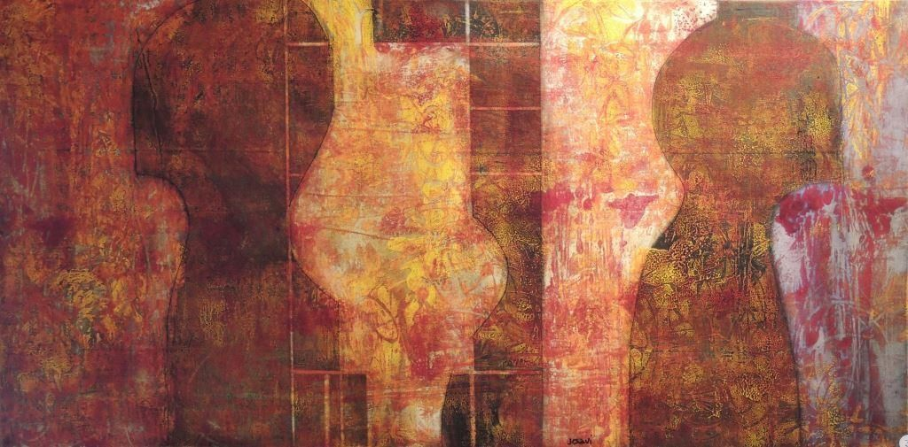 tapisserie jean claude savi peinture